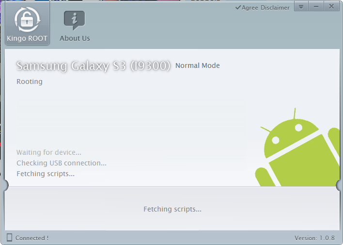 Kingo Android ROOT 1.5.3