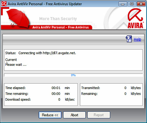 Avira Antivir Virus Definition Update August 14, 2012