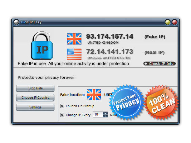 Hide IP Easy 5.2.5.8